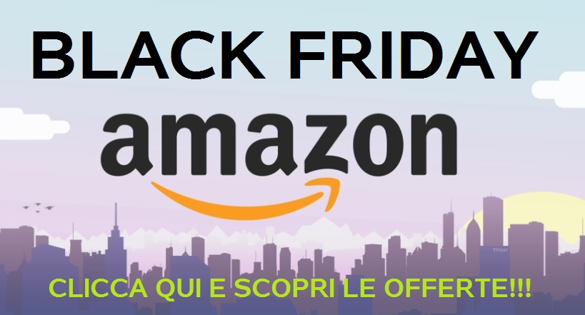 Black Friday Amazon 2018: i migliori droni in offerta