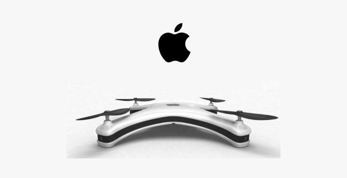 Drone Apple concept