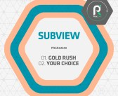 Subview – Gold Rush / Your Choice [ProgRAM]