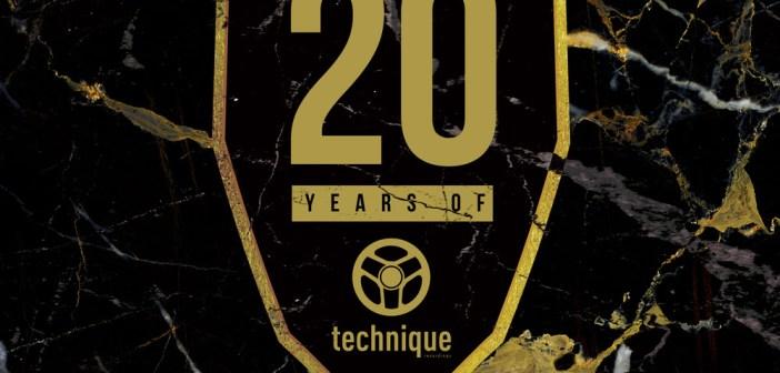 20 Years of Technique Remix LP [Technique Recordings]