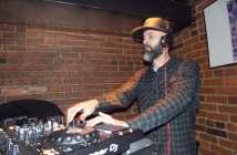 DJ KC playing music