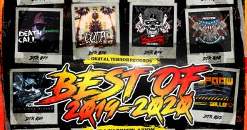 Review: The Best of DTR 2019-2020 Compilation [Digital Terror Records]