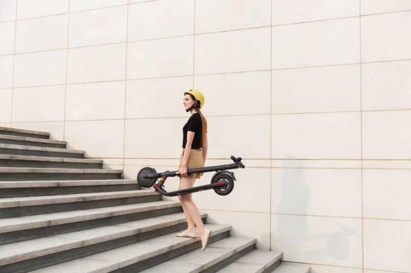 elektrische step ninebot e25e