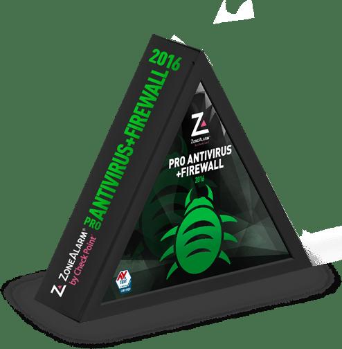 ZoneAlarm pro antivirus