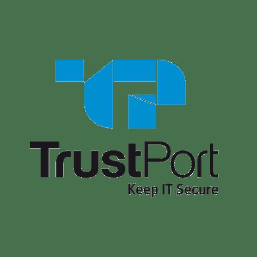 trust port logo