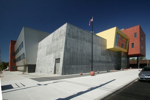 12 High School For Construction Trades Engineering And