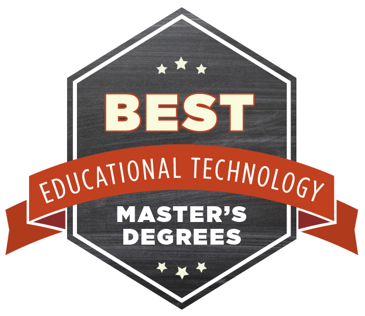 50 Best Master\'s in Educational Technology Degrees – Best Education ...