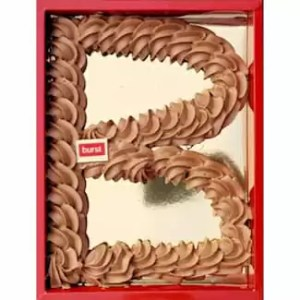 mega chocoladeletter Sinterklaas