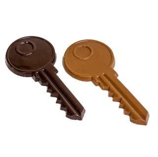 gegoten Chocolade sleutel
