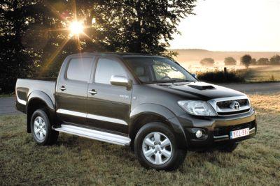 Toyota wijzigde de nieuwe HiLux voor 2009 grondig