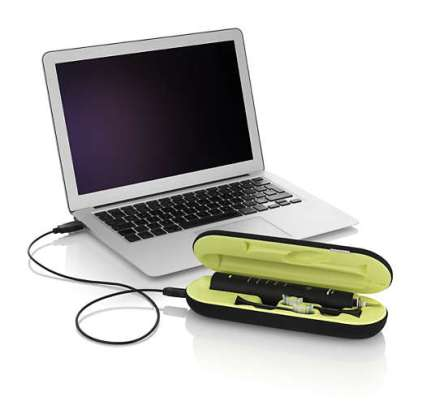 Deluxe USB travel case
