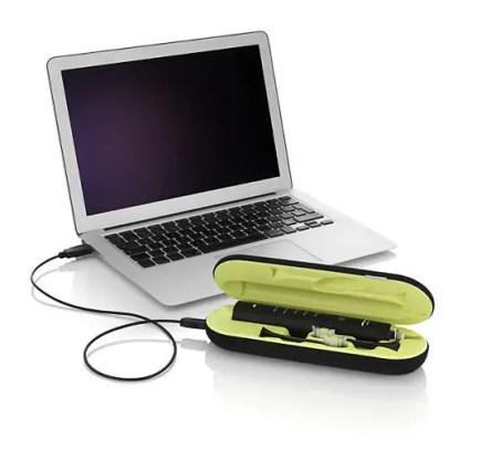 Deluxe USB travel case