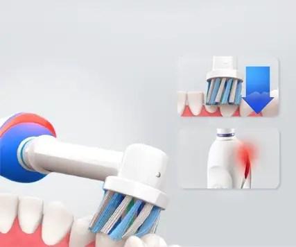 Oral-B Pressure-Sensor Technology
