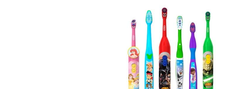 list of electric toothbrush for kids