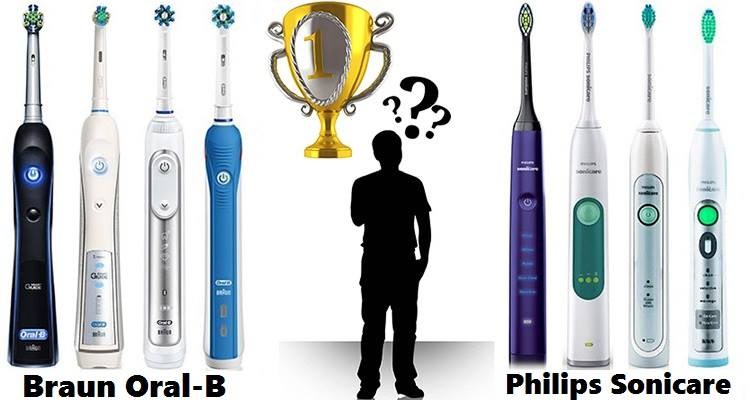 Oral Toothbrush B Sonicare Electric