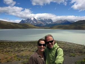 John en Patricia van Bestemming Patagonië