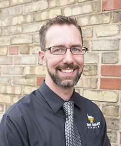 Chris Ramos Portrait