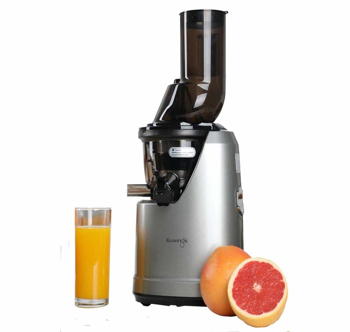 Kuvings Professional Cold Press Whole Slow Juicer (b1700) Review