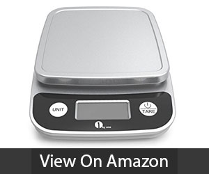 1byone Kitchen Scale And Precise Cooking Scale Review
