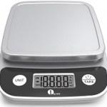 1byone baking multifunction scale (elegant black)