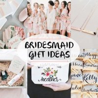 20 Bridesmaid Gift Ideas That Will Go Straight to Her Heart