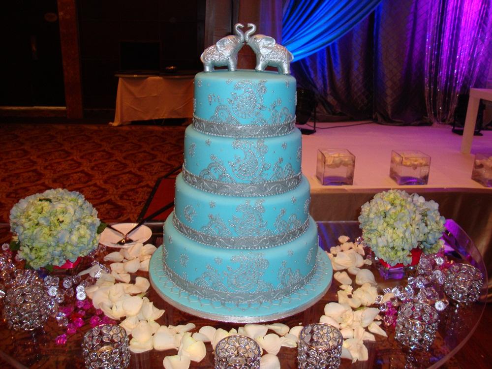 View Wedding Cake Indian Elephants By Natalya Bridal