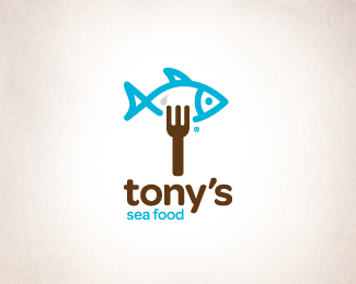 53 60 Delicious Food Inspired Logo Design