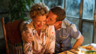 "Annette Bening & Jaimie Bell in ""Film Stars Don't Die in Liverpool"""