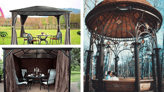 The Best Metal Gazebos In the UK-2019 Edition