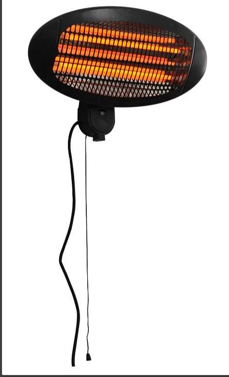 The outsunny heater for gazebos