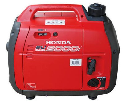 Honda EU2000I 2000 Watt Super Quiet Inverter Generator