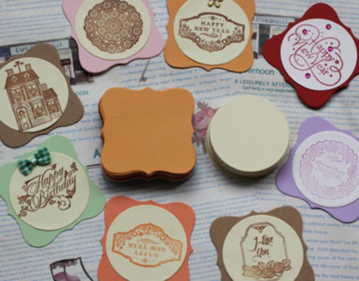 Personalized Rubber Stamp For Chinese Style Wedding Logo