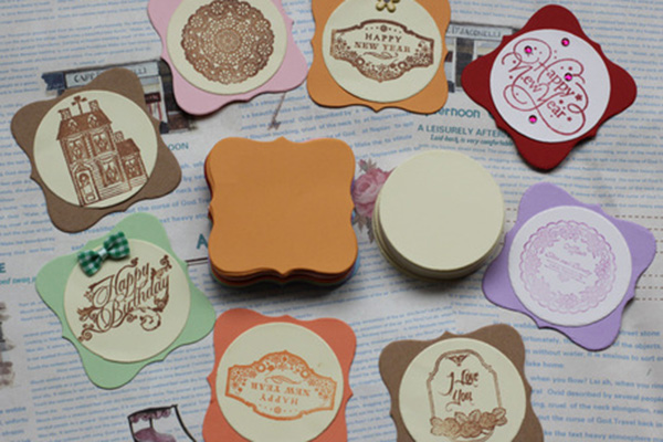 Personalized Rubber Stamp For Chinese Wedding Logo Style Diy Invitation Bestgiftsforwedding