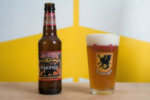 Sprecher Brewery gluten free beer  Shakparo Mbege