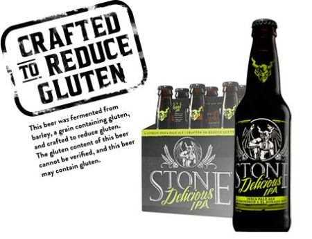 stone brewing co best gluten free beers gluten reduced brands delicious ipa