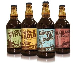 Wold Top Brewery gluten free beer