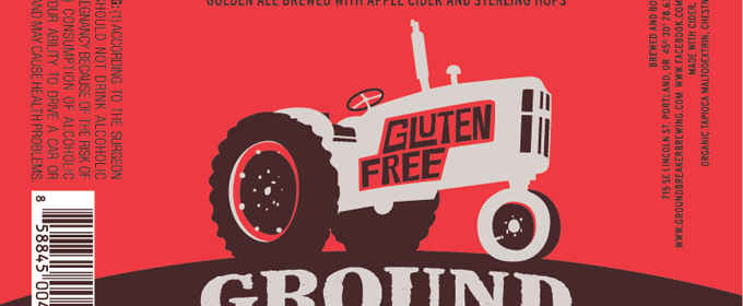 ground breaker johnny golden ale best gluten free beers reviews
