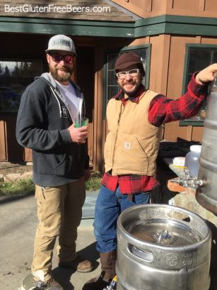 best gluten free beers 2016 home-brew home brewing gluten free experimental IPA homemade gluten free beer