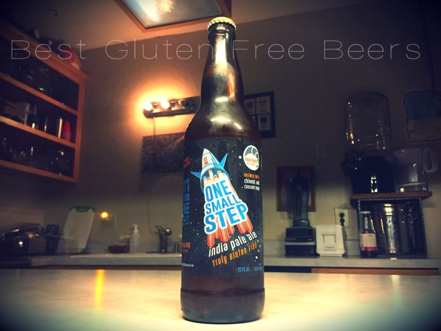 moonshrimp brewing one small step ipa beer review
