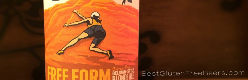uinta brewing free form blonde ale belgian style beer review