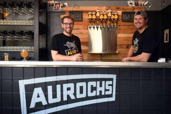 Aurochs Brewing Company gluten free beer dedicated gluten free breweries