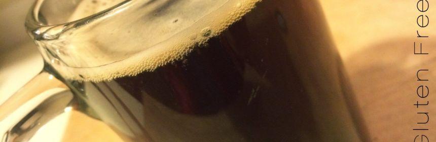 Gluten Free Beer Review: Ground Breaker Cascadian Dark Ale
