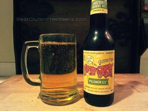 new grist ginger ale new grist pilsner lakefront brewing gluten free