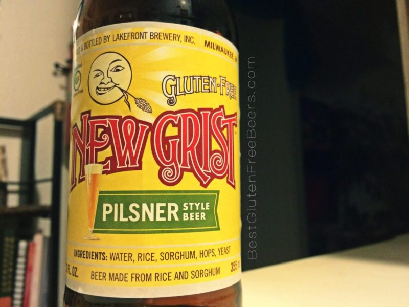 Gluten Free Beer Review: Lakefront Brewery New Grist Pilsner
