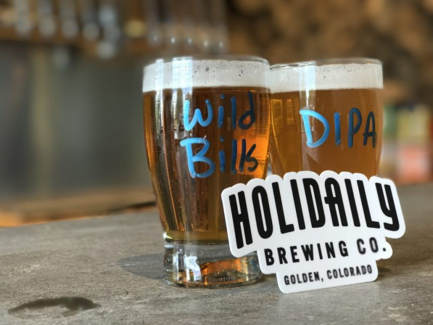 holidaily brewing company gluten free beer review