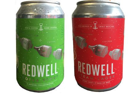 redwell brewing