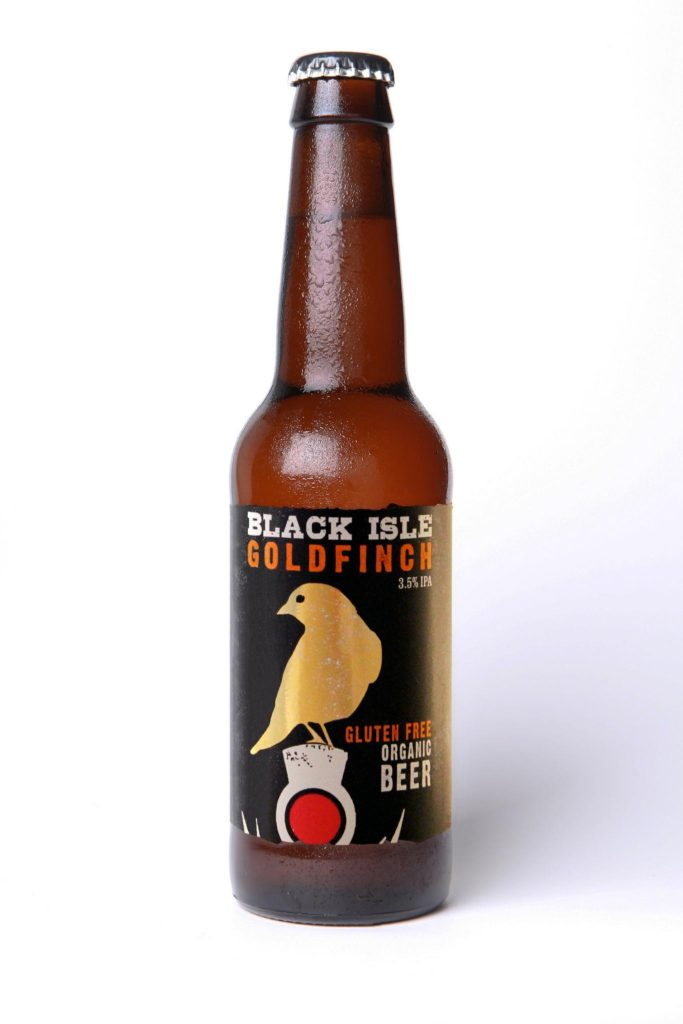 black isle brewery uk goldfinch
