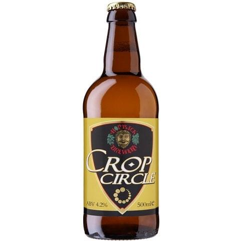 Hop Back Brewery Crop Circle