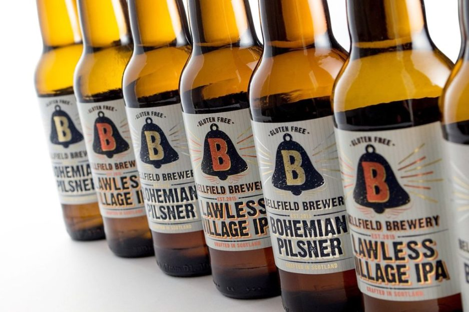 Bellfield Brewery Gluten Free Beers