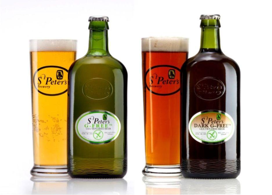 St. Peter's Brewing Gluten Free Beer